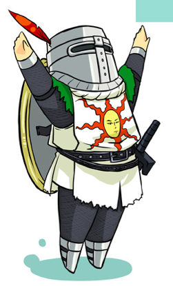 Guess What I Ve Been Playing Dark Souls Dark Souls Solaire Dark Souls Funny