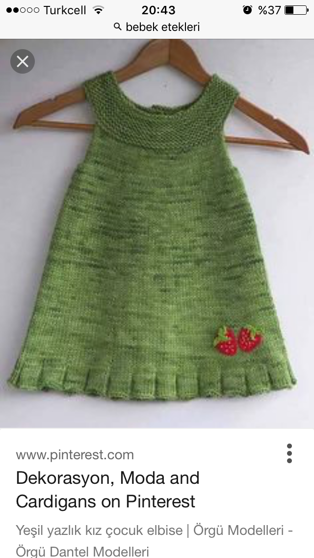 Pin by Ebru Kır on tığ isi | Pinterest | Crochet baby, Knit crochet ...