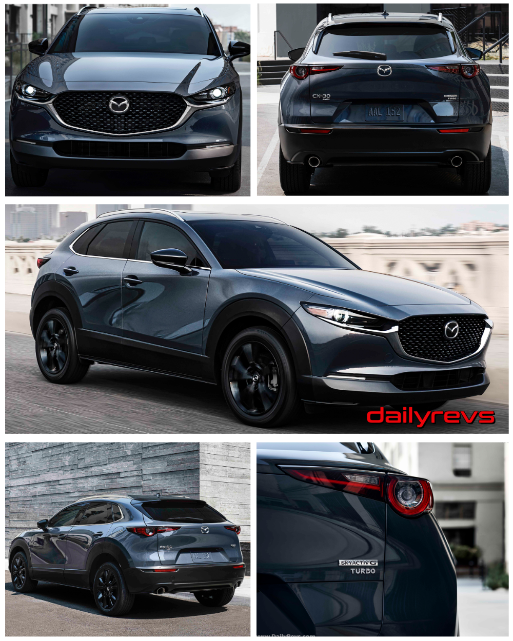 2021 Mazda CX30 2.5 Turbo Dailyrevs in 2020 Mazda