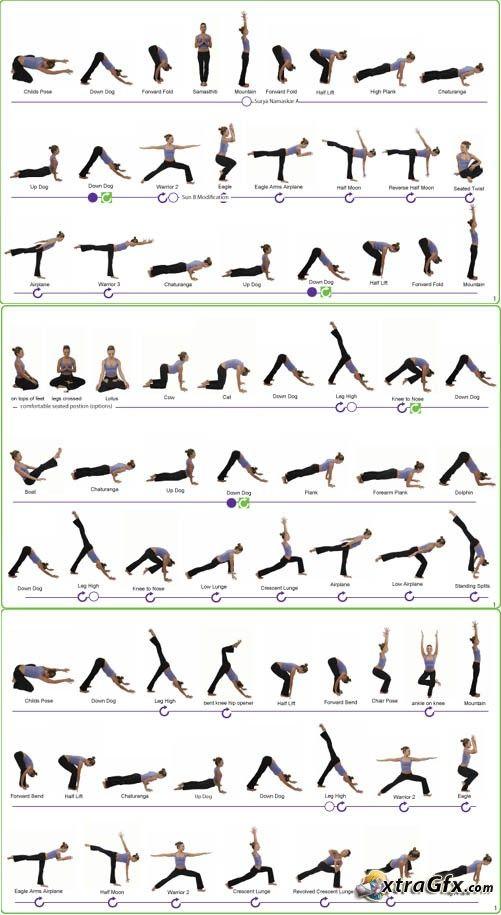 Difficult Yoga Poses And Names Advanced Yoga Poses Na...