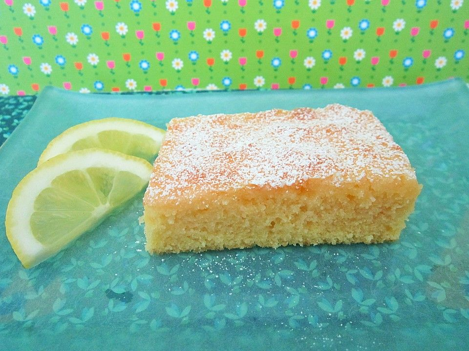 Unser Lieblings - Zitronenkuchen (Rezept mit Bild) | Chefkoch.de