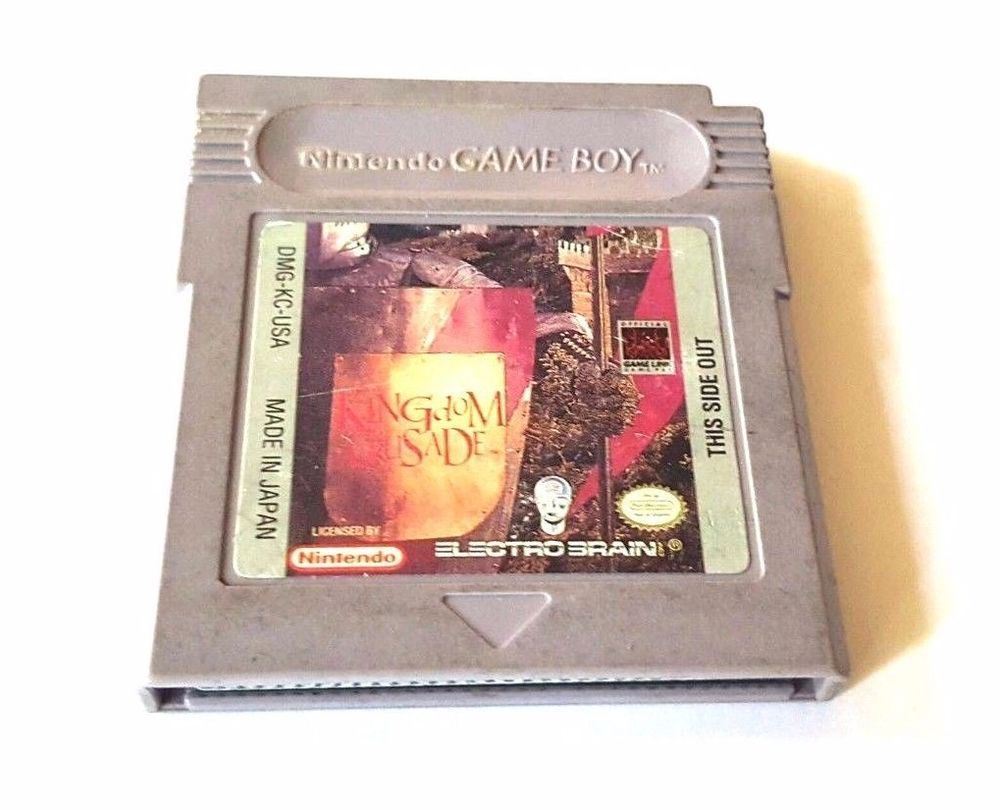 Gameboy color and advance rpg games - Kingdom Crusade Nintendo Game Boy Gameboyrpg