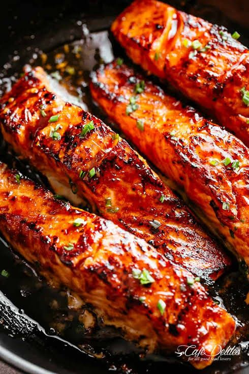 Firecracker Salmon Recipe | Yummly