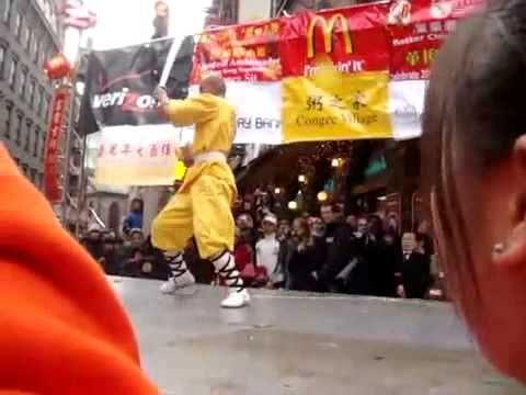 chinese new year 2008 shi heng yi youtube - Chinese New Year 2008