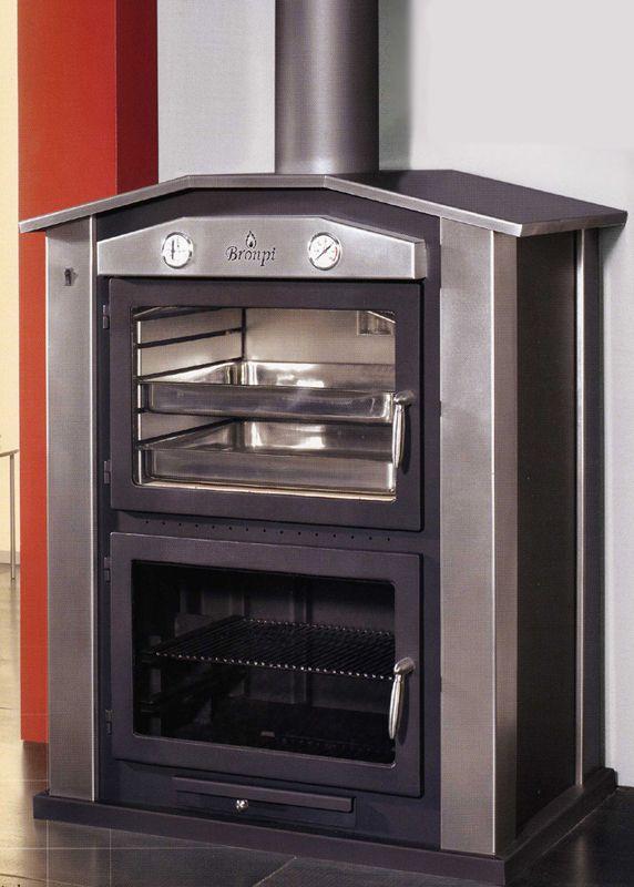 Chimeneas sirvent venta de hornos modernos en santander burgos logro o soria horno - Parrillas y hornos a lena ...