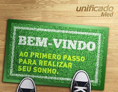 "Check out new work on my @Behance portfolio: ""BOAS VINDAS - Unificado Med"" http://be.net/gallery/35039043/BOAS-VINDAS-Unificado-Med"