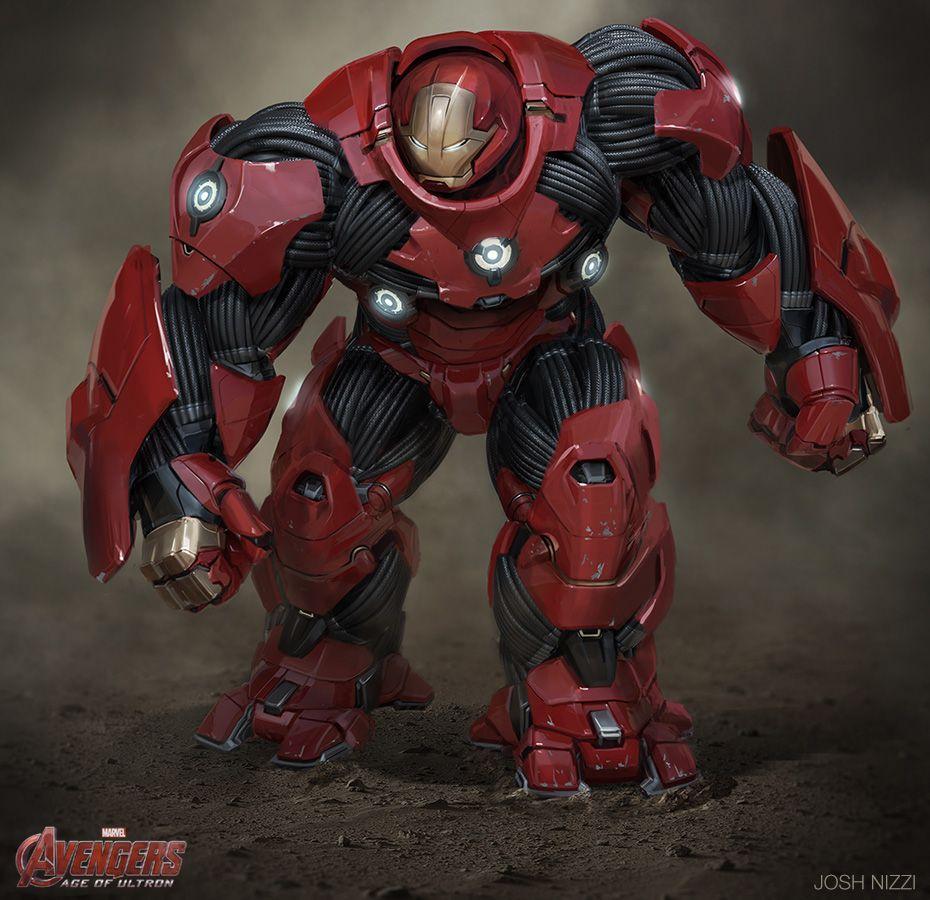 http://www.joshnizzi.com/portfolio/avengers-age-of-ultron-3/   MECH ...