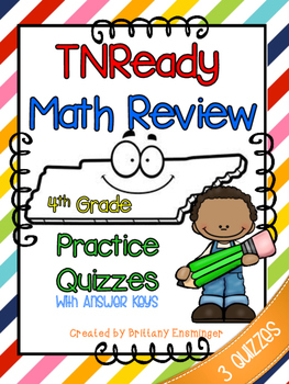 Tnready math practice quizzes math skills math and teacher pay this product is aligned with 4th grade tncore mathematics standards this is a great way malvernweather Image collections