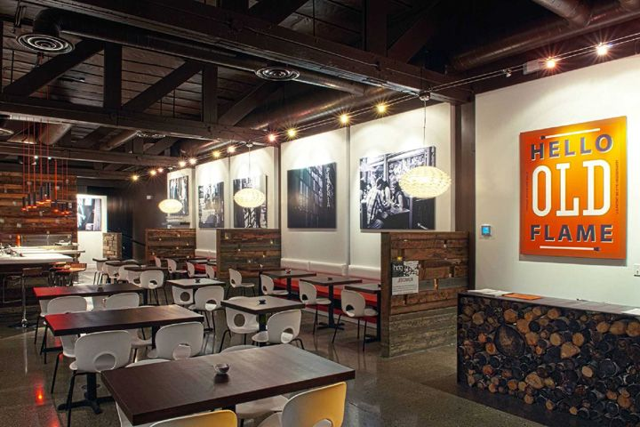 Fire artisan pizza by hdg architecture coeur d alene