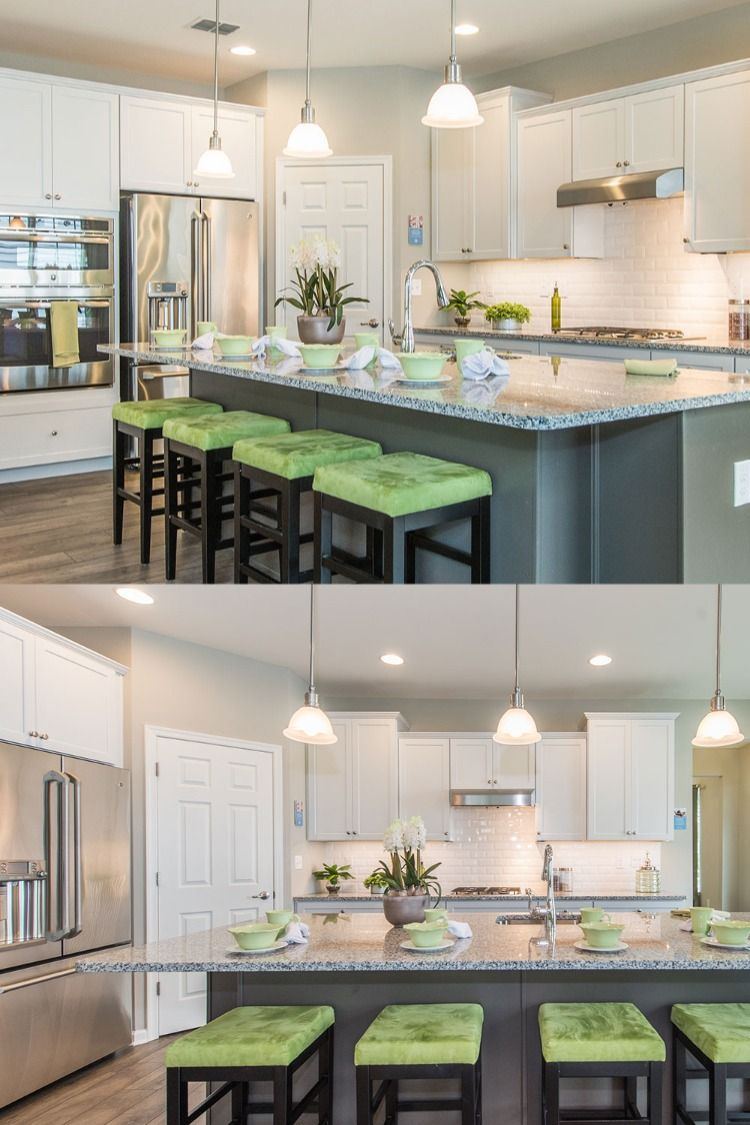 Kitchen From K Hovnanian S Four Seasons At Monmouth Woods In 2020 Kitchen Renovation Home Builders Home