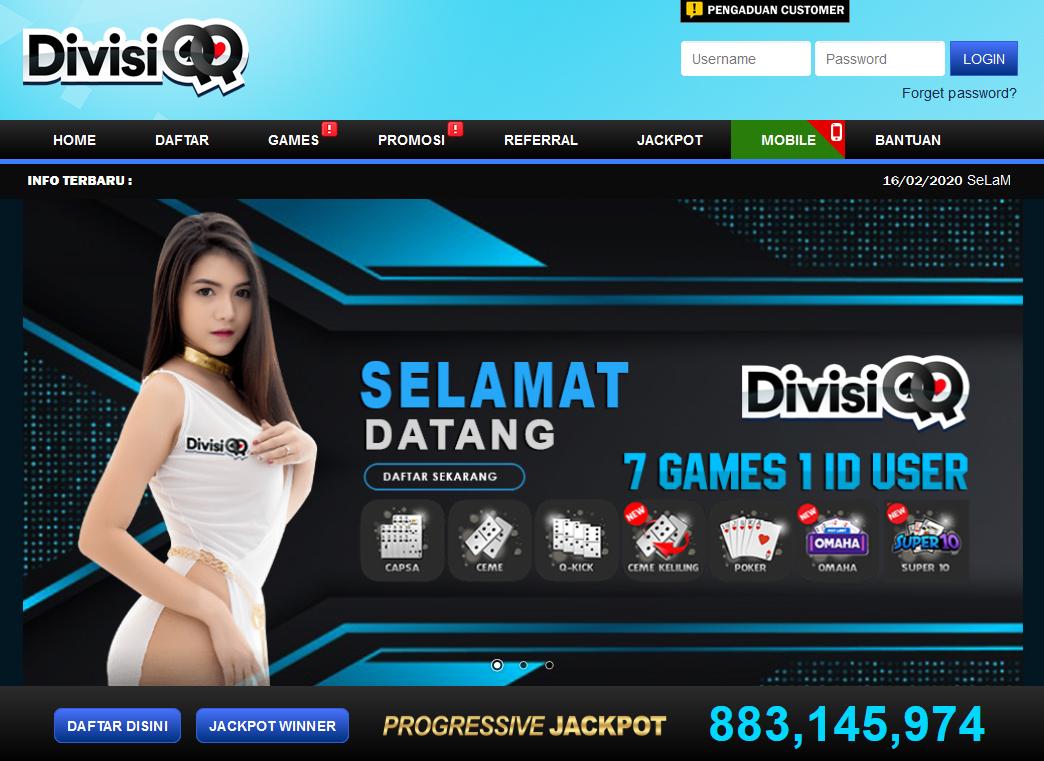 Pin Di Situs Poker Idn Play Uang Asli Terpercaya 2019