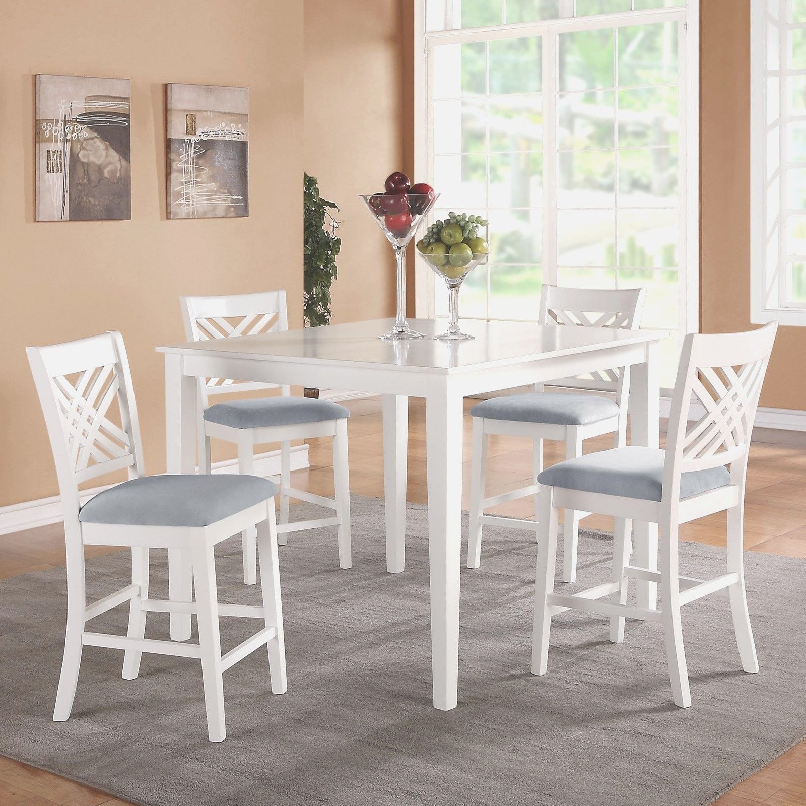 pedestal tables table modern kitchen white round gloss furniture base extending dining curva