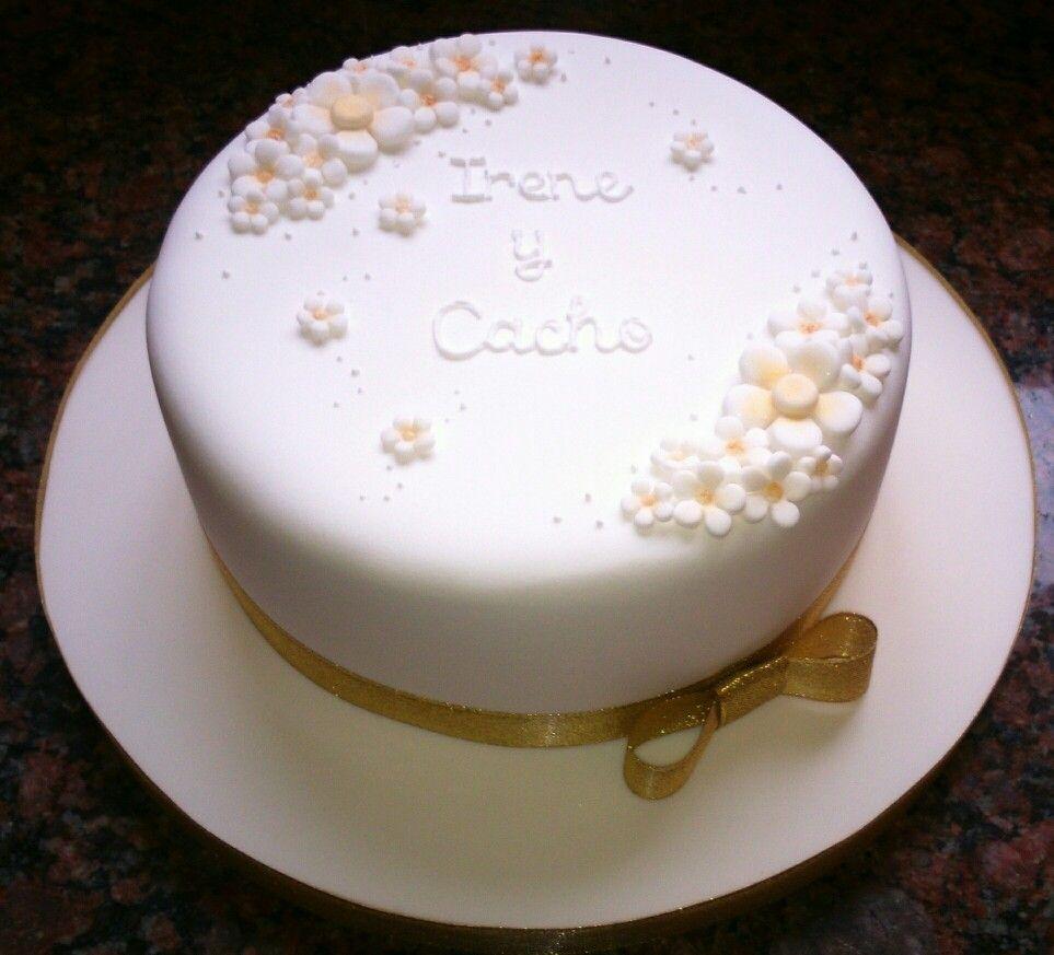 Torta 50 aniversario
