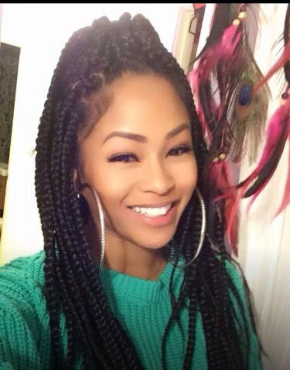 Dookies Lashontae Braids Hair Hair Styles