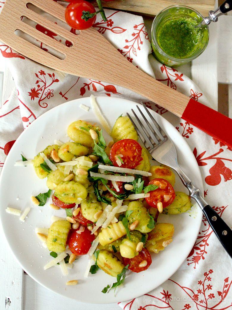 34++ Gnocchi salat mit pesto 2021 ideen