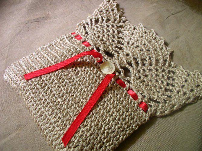 Free Crochet Pattern A Simple Pineapple Top Bag Crochetology