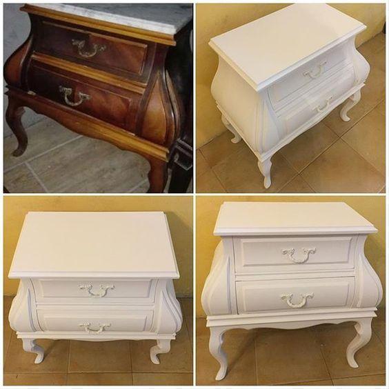 Reciclando Muebles Ideas Para Reciclar Y Renovar Muebles Pinterest - Reciclado-de-muebles-viejos