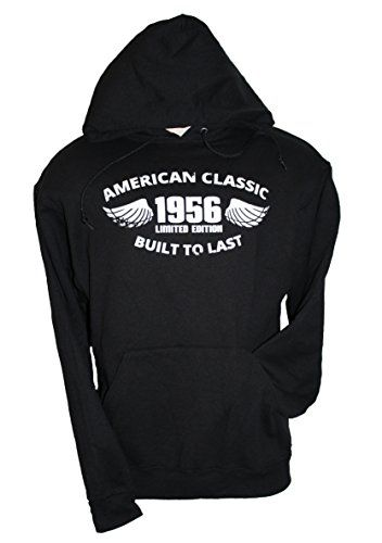 American Classic 1956 Limited Edition Built To Last Heavyweight Hooded Sweatshirt