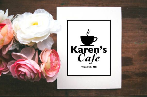 #onetreehill #oth #karenscafe #lucasscott #haleyjames #nathanscott #petyonsawyer #brookedavis