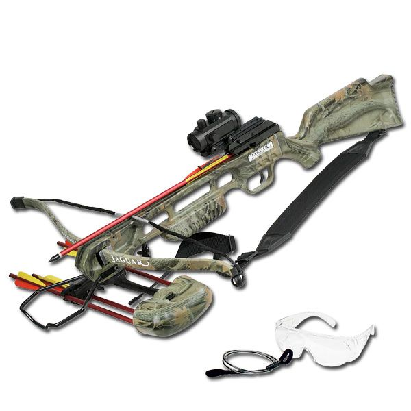 175 lbs jaguar rifle crossbow this little baby will be on. Black Bedroom Furniture Sets. Home Design Ideas