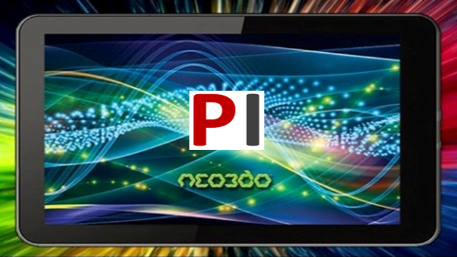 Here's your chance to get PI's exclusive 3D tablet. #neo3do #3D #tablet #PI