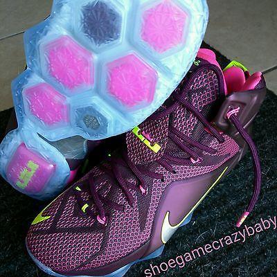Nike Lebron James XII 12 Merlo \u0026quot