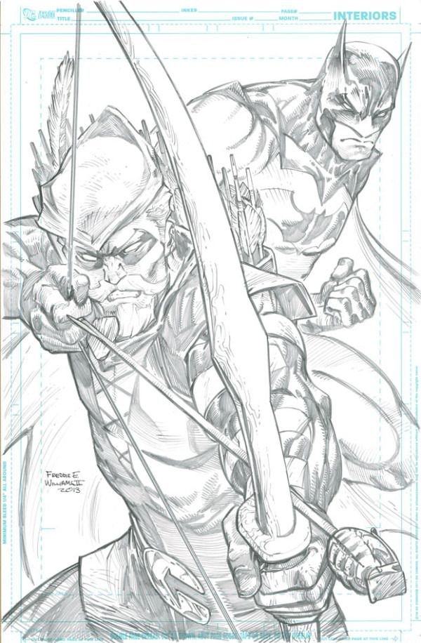Awesome Art Picks: Nightwing, Thor, Wolverine and More - Comic Vine ...
