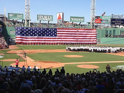 #sports - 2 Loge Box Tickets Boston Red Sox vs Tampa Bay Rays 4/15...Superb seats! https://t.co/zC1mt1Hc4j https://t.co/JCVNM7UUWg
