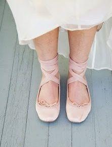 .ballet schoenen