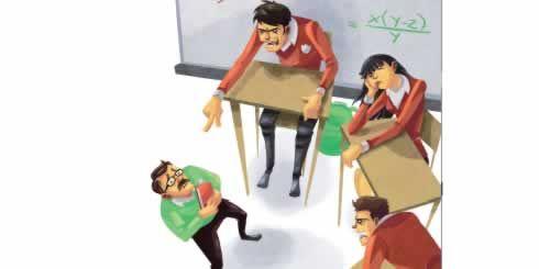 Cuando la víctima del matoneo es el profesor
