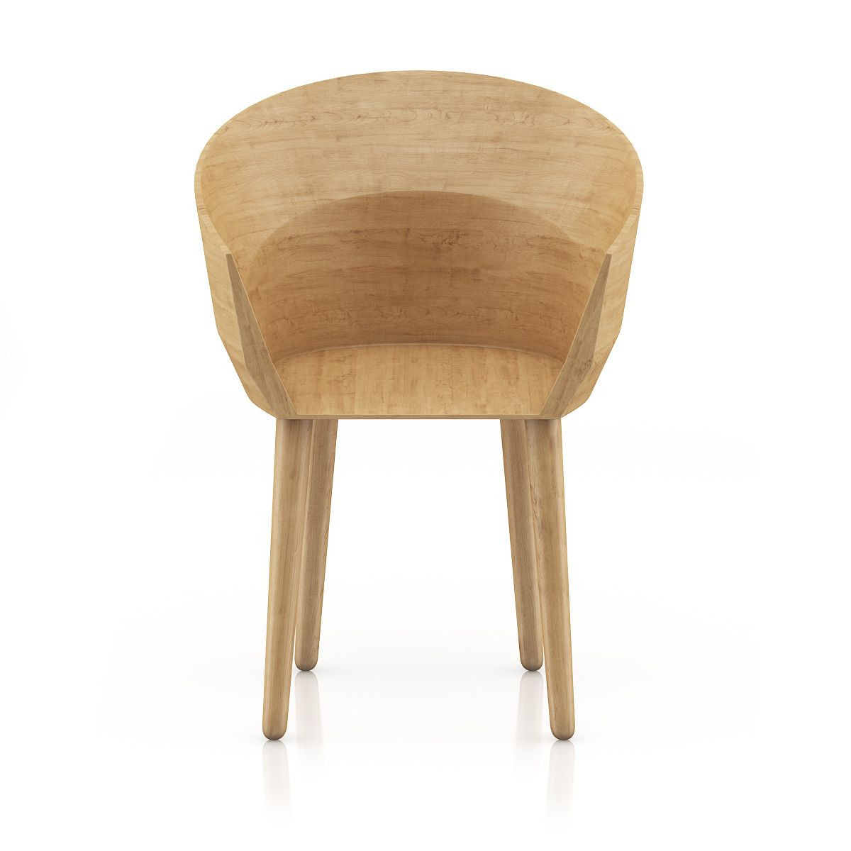 Wooden Chair 8  Wooden chair, Solid wood chairs, Wood chair