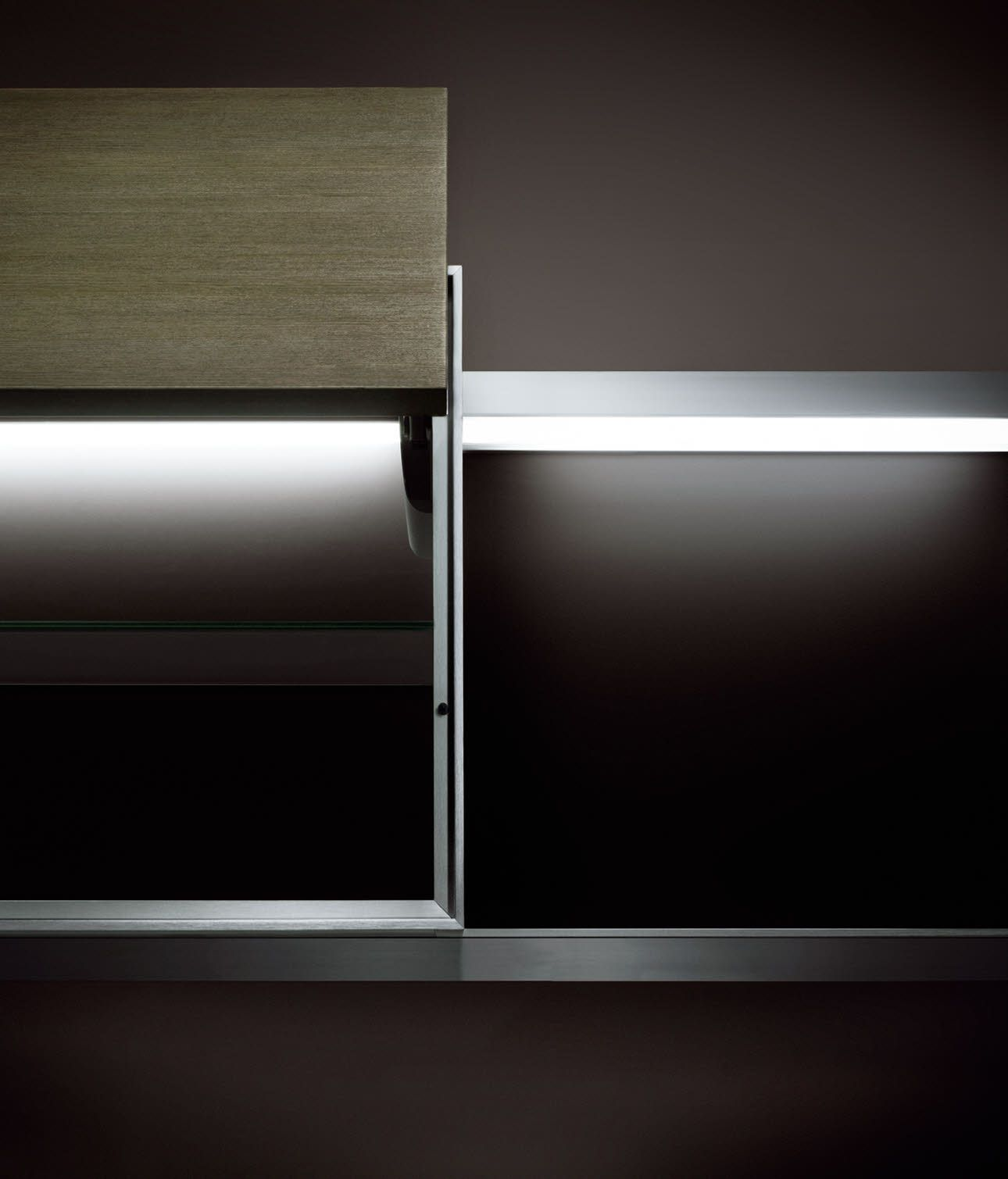 Porsche Design Küche Poggenpohl Poggenpohl Porsche Design Kitchen P7340 Lighting Poggenpohl
