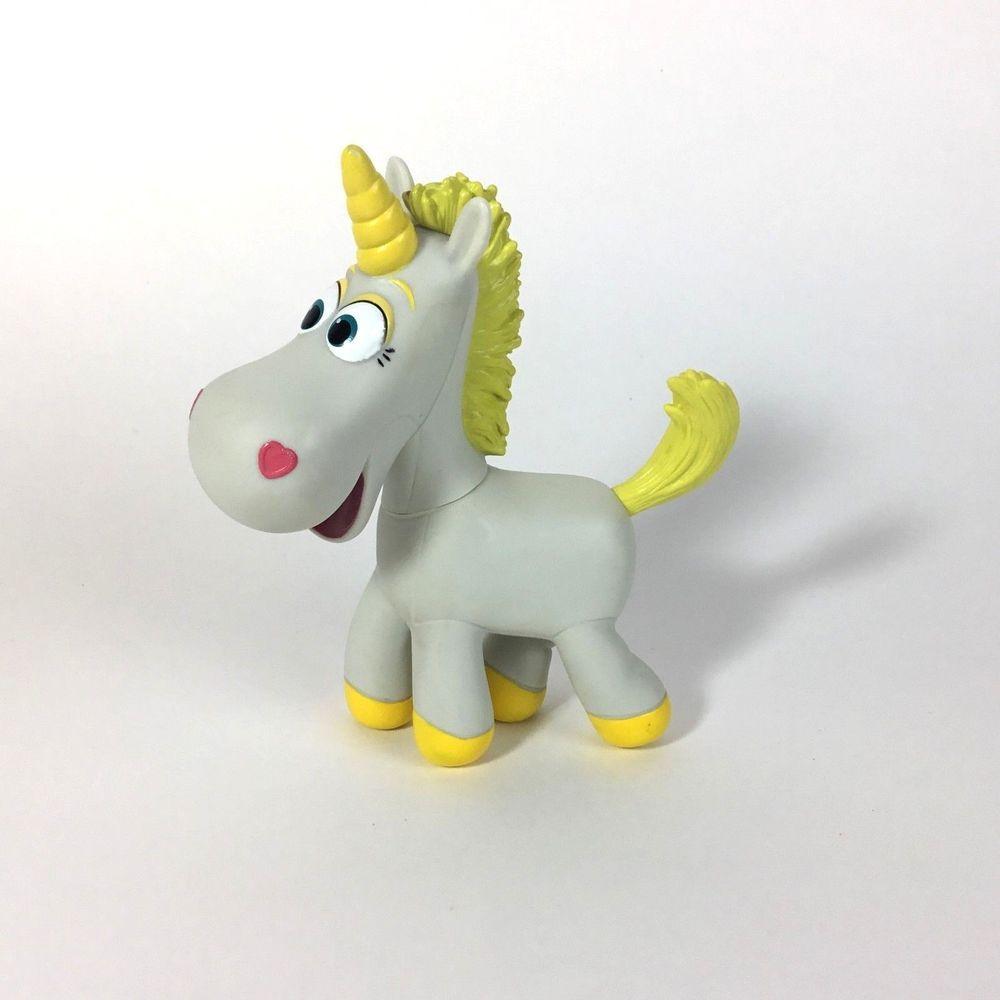 Toy Story 3 Mattel 5 Action Figure Buttercup Horse Unicorn Mattel