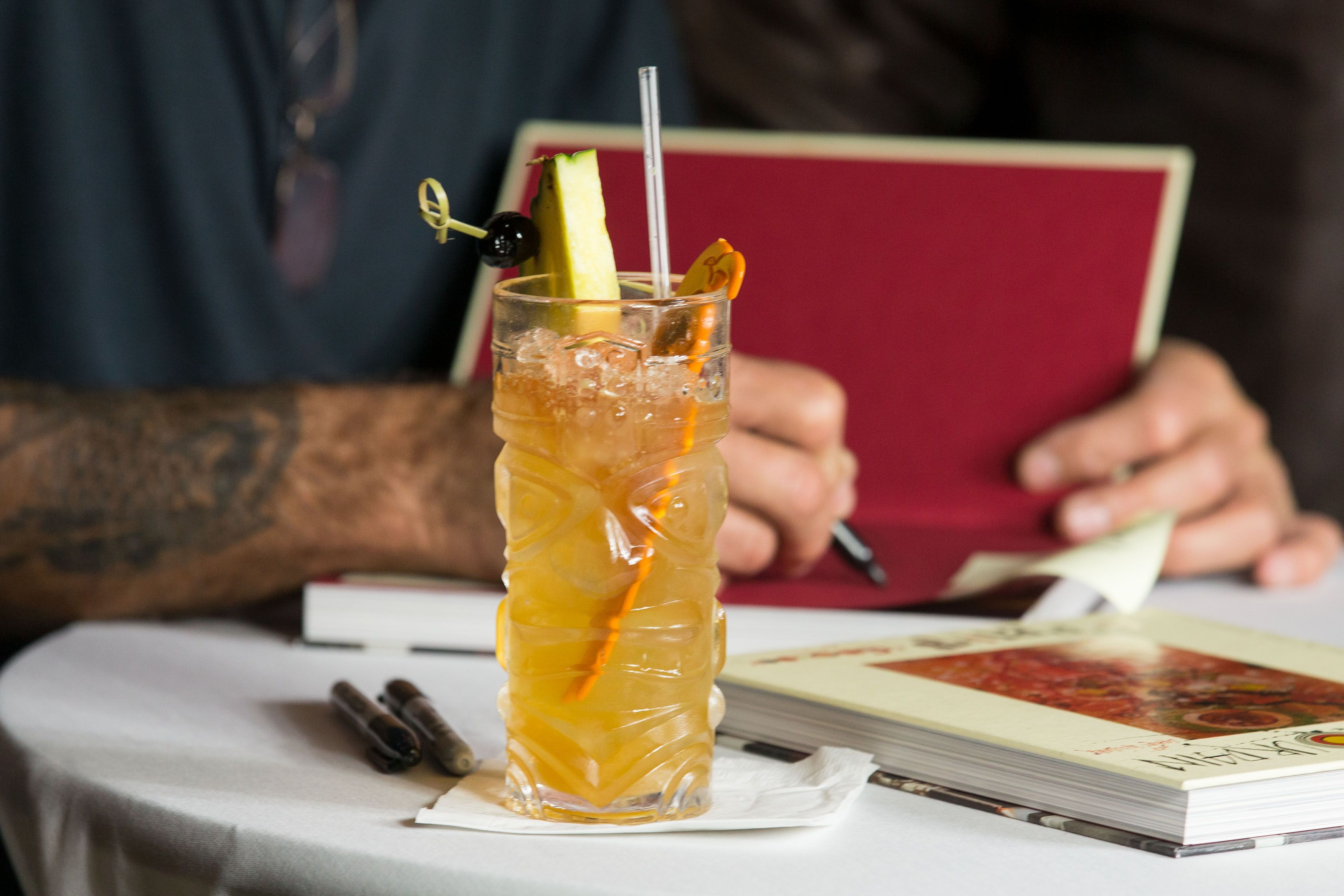 Only The Best Drinks Served At The Tonga Room Fairmont Sf Tongaroom Travel Dining Fun Drinks Hurricane Bar Party Planning
