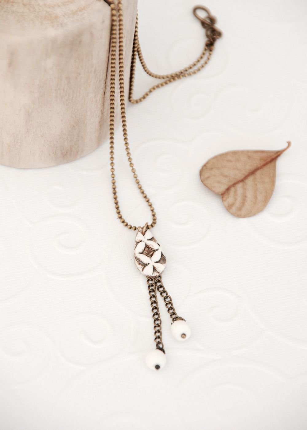 Collier Pulcinella - Collection Venezia : Collier par daiceramic