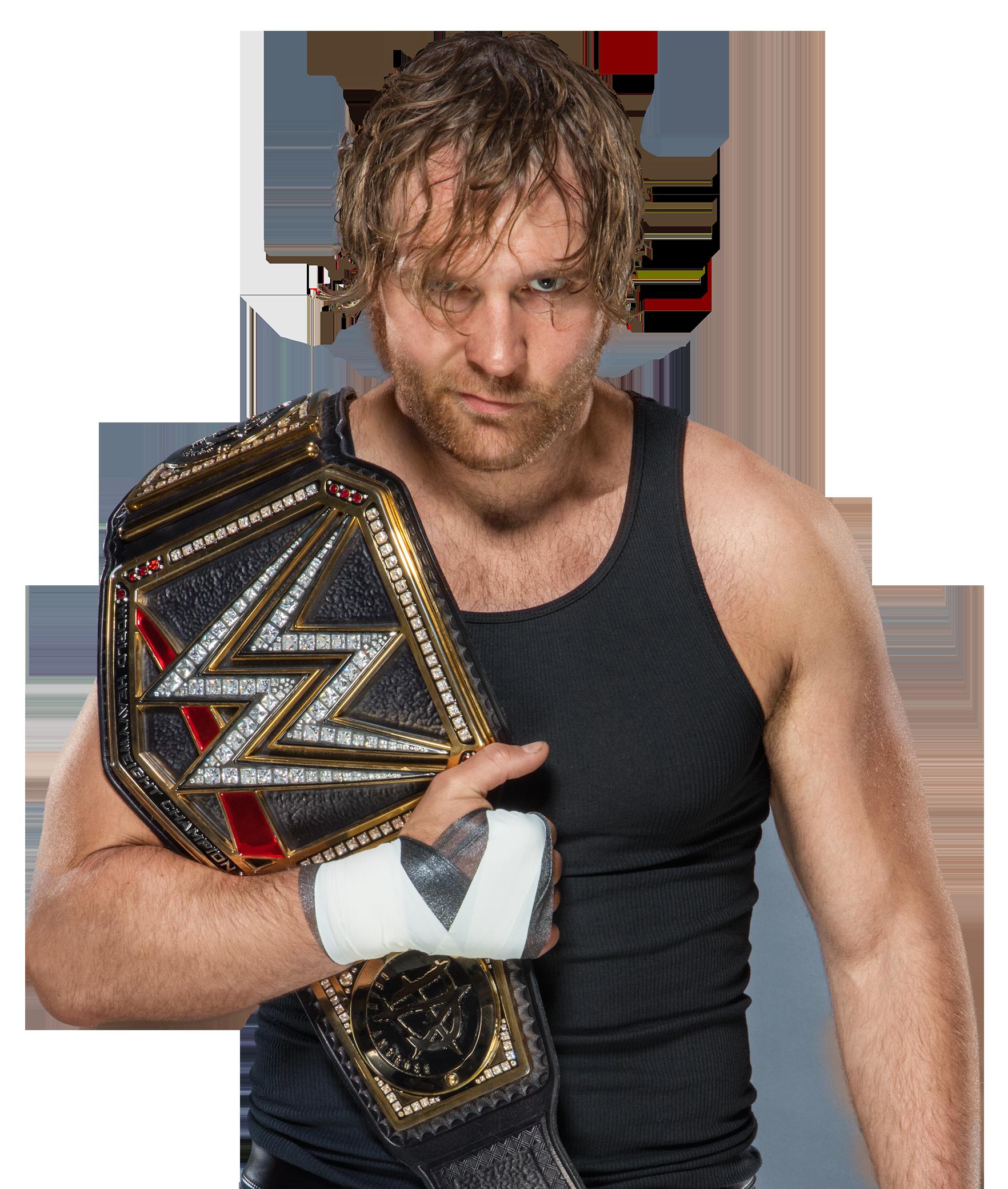 Dean Ambrose Wwe World Heavyweight Champion Big By Nibble T Da79784 Png 1764 2080 Wwe World Dean Ambrose Wwe Dean Ambrose