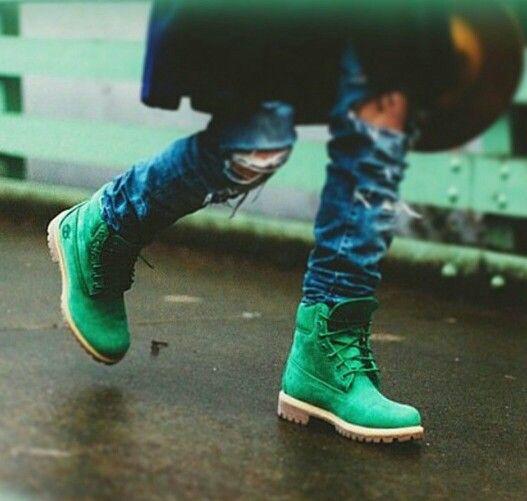 timberland emerald