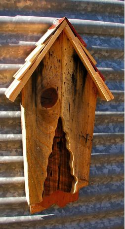 Vintage Bat House | Birdhouse, Bird houses and Gardens