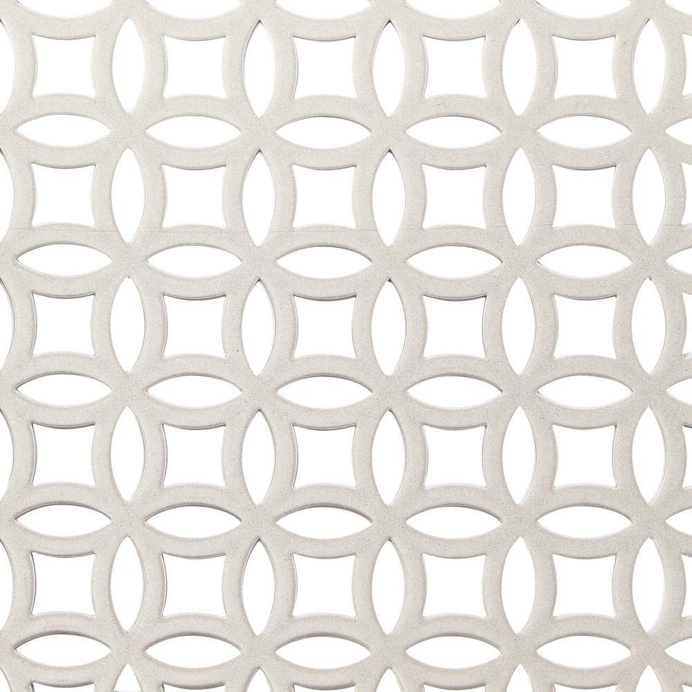 M D Building Products 1 Ft X 2 Ft Satin Nick Elliptical Aluminum Sheet 57010 Aluminium Sheet Home Depot Home