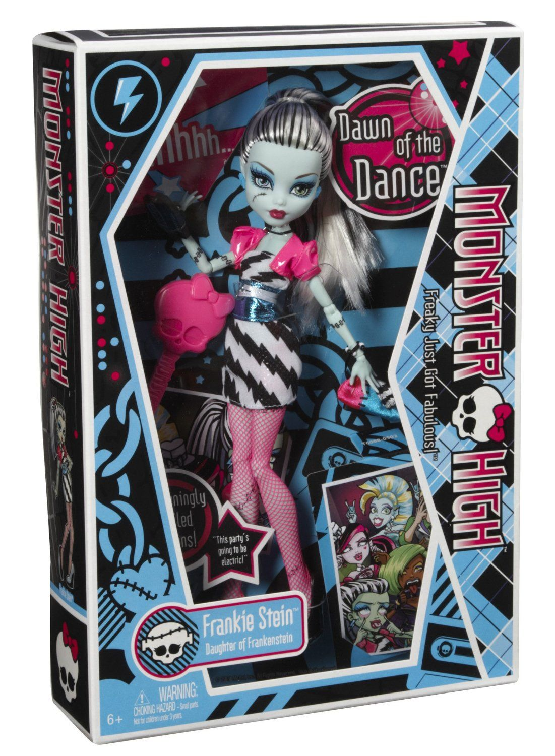 Amazon Monster High Dawn Of The Dance Frankie Stein