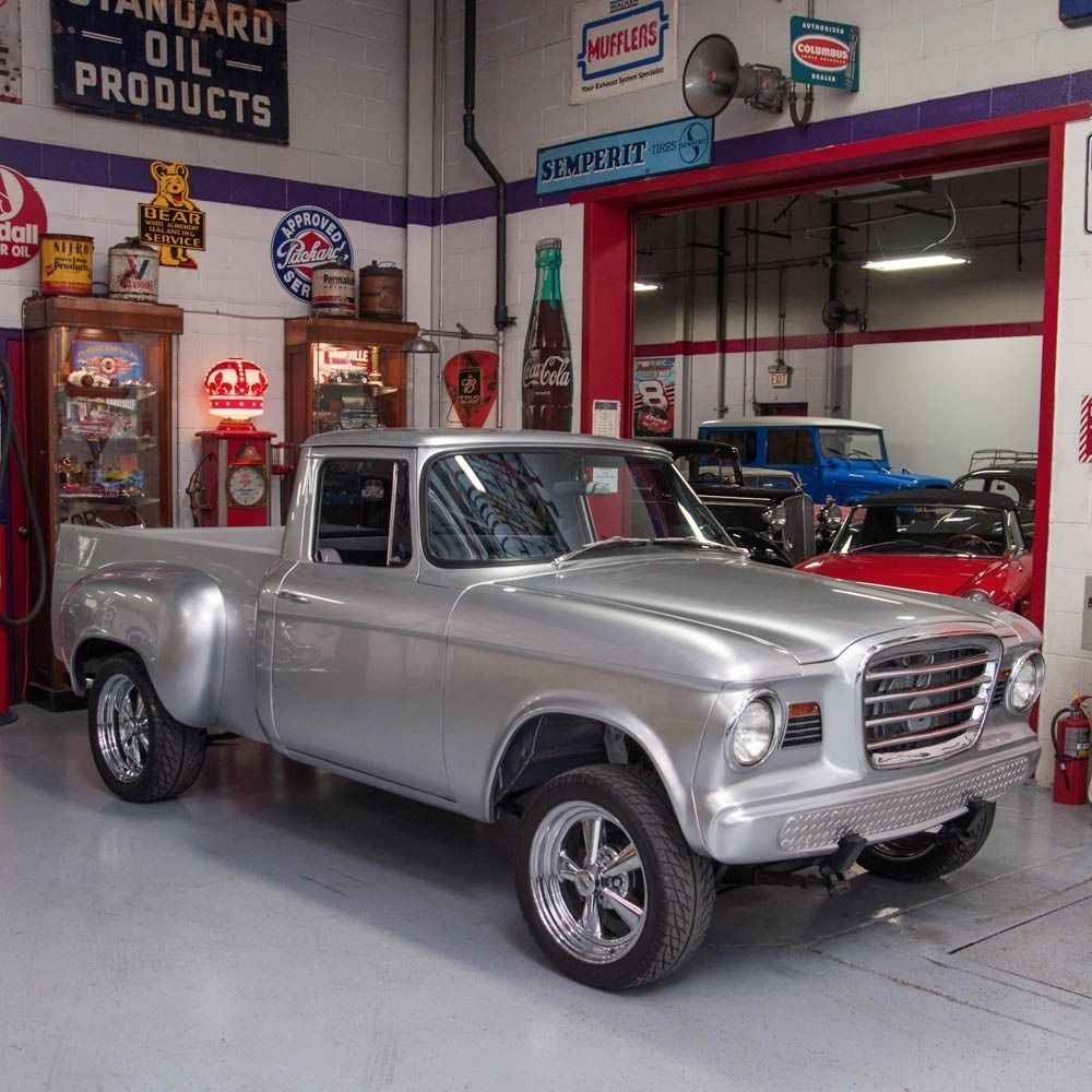1963 Studebaker Champ 8E 1/2 Ton 8E 1/2 Ton | Motor car, Cars and ...