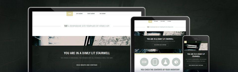 Lightroom web templates