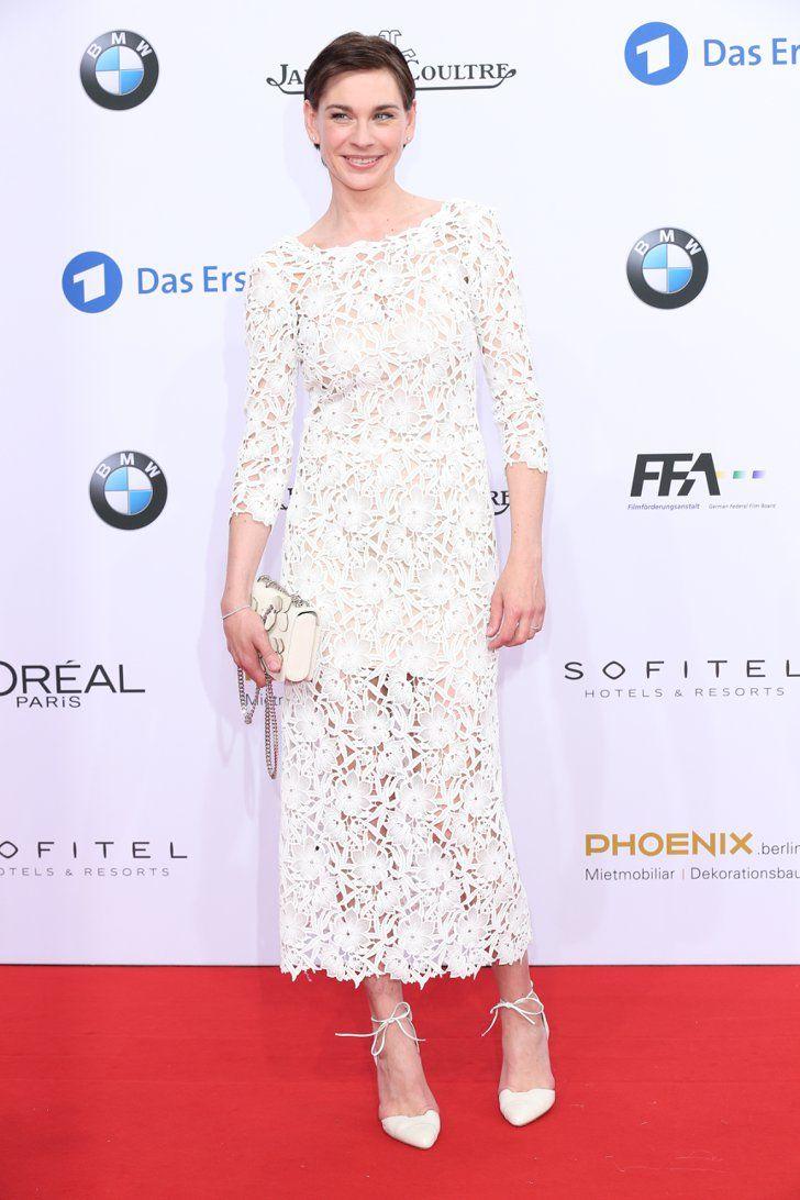 Pin for Later: Seht alle Stars auf dem roten Teppich beim Deutschen Filmpreis Christiane Paul