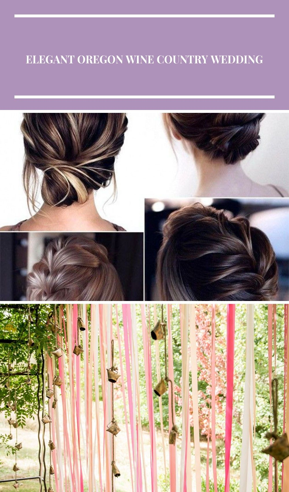 love wedding decor style 15 Stunning Low Bun Updo Wedding Hairstyles from Tonyastylist