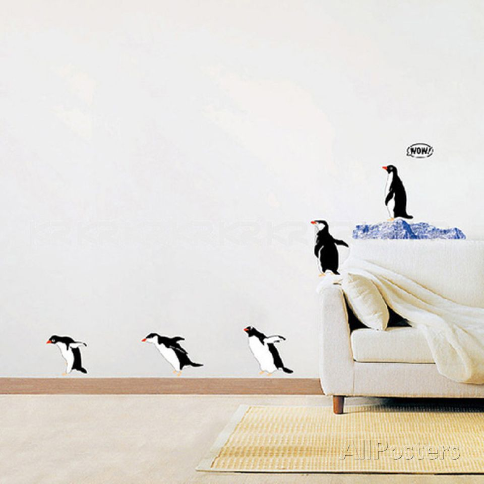 Penguin group dive group penguins and decals penguin group dive allposters amipublicfo Images