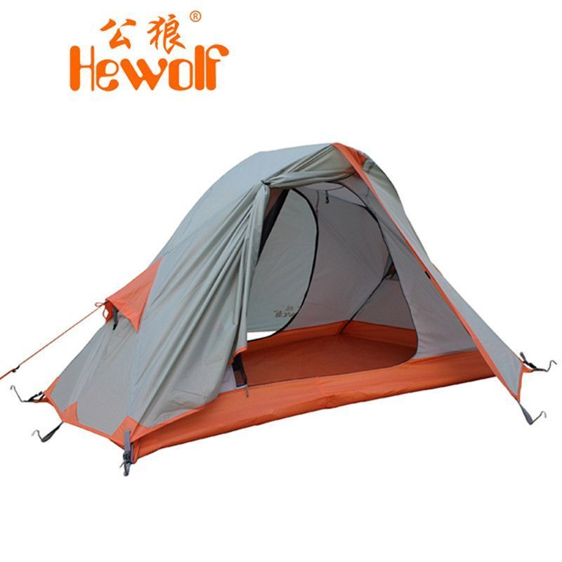 Cheap professional tent Buy Quality 1 person directly from China gear tents Suppliers 1 Person Ultralight Professional Tent Backpacking C&ing Travel ...  sc 1 st  Pinterest & 1 Person Ultralight Professional Tent Backpacking Camping Travel ...