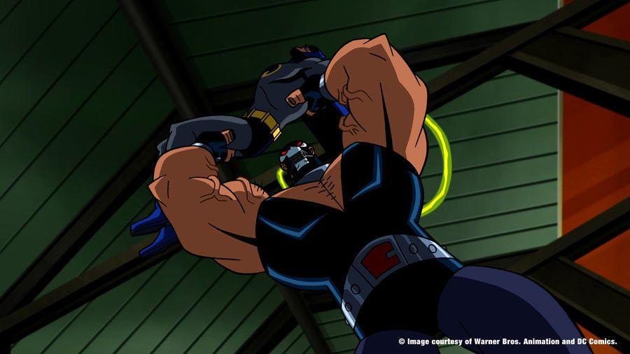 Batman The Brave The Bold Bane Batman Dc Comics Batman