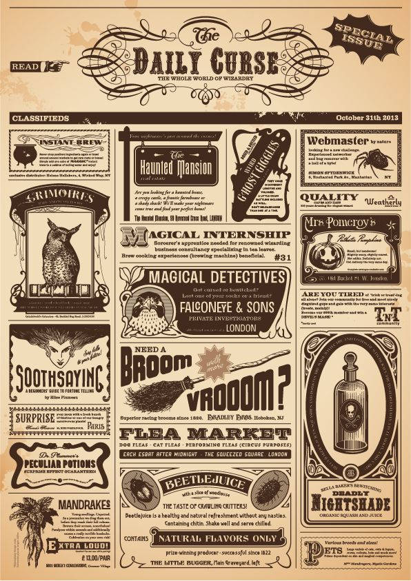 Vintage Newspapers Vector Template 06 Vector Life Free Download Vintage Newspaper Newspaper Template Newspaper Design