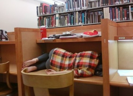 College Libraries. They aren't just for studying anymore.