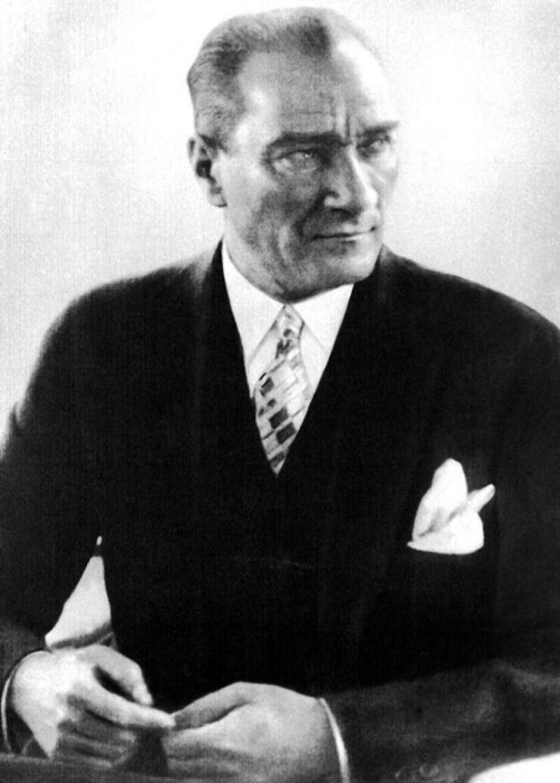 Mustafa Kemal Ataturk Havali Logo Nadide Fotograflar Fotograf